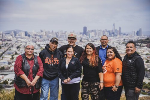 Connecting to the Land Through Construction - SF Weekly