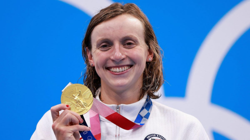 Katie Ledecky Shares the Olympic Diet Behind the Gold - SF Weekly