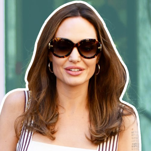 Angelina Jolie Looks Completely Unrecognizable Now–How Is This The Same Person?!