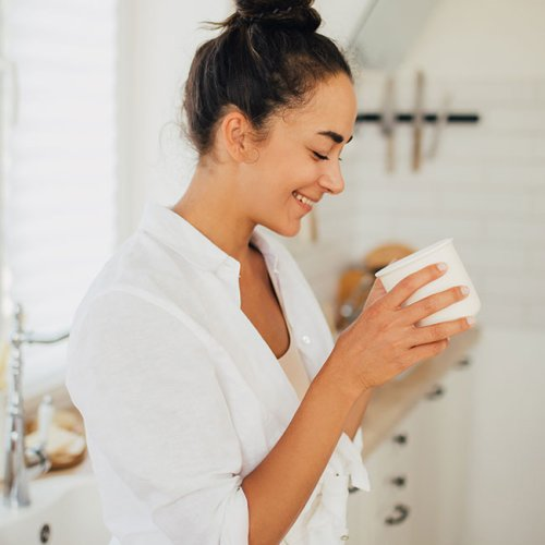 The One Food You Should Be Having Every Morning To Build Skin Strength And Elasticity