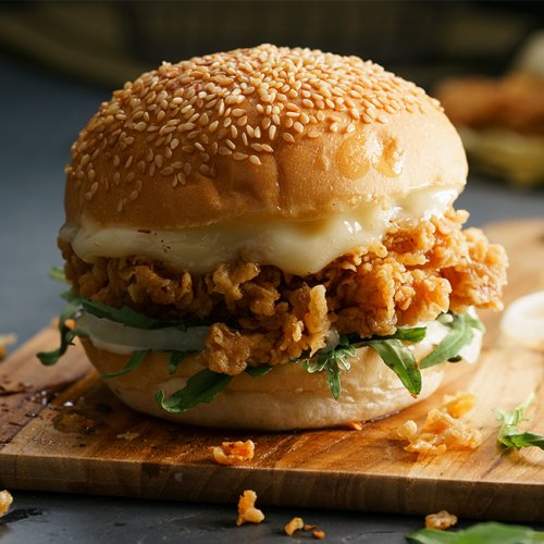 The One Chicken Sandwich You Should NEVER Order At A Fast Food Restaurant Because It's SO Bad For You