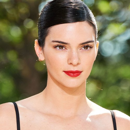 Kendall Jenner Is A Total Knockout In This Super Tiny Purple Bikini