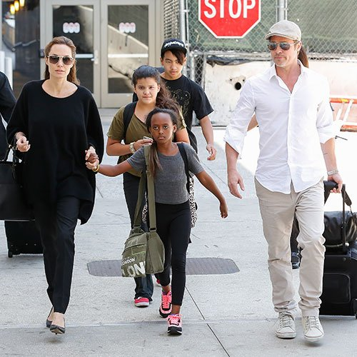 This HUGE Secret About Brad Pitt & His Kids Just Got Out–We're So Sad For Them!