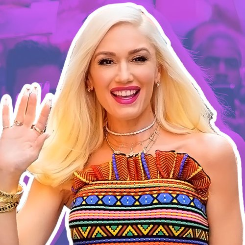 Did She Forget A Shirt? Gwen Stefani Is Wearing A Bra As A Top On Instagram She's Never Looked Hotter!