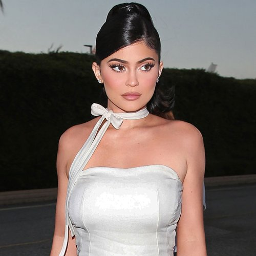 Celebs Cannot Get Enough Of This Mesh Crop Top Trend–Kylie Jenner's Is SO Skimpy!