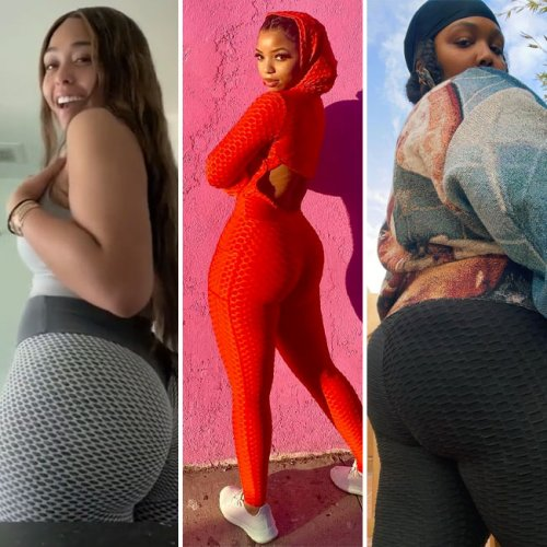The Bizarre 'Wedgie' Trend Celebrities Swear By That's Actually Kind Of Chic