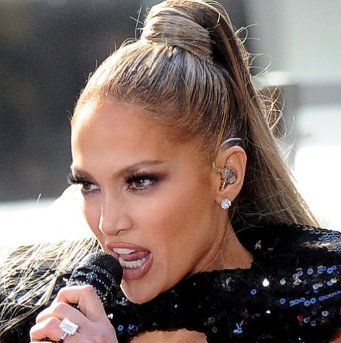 We Still Can't Get Over The Thong Outfit Jennifer Lopez Wore On Stage At The 'vax Live' Concert