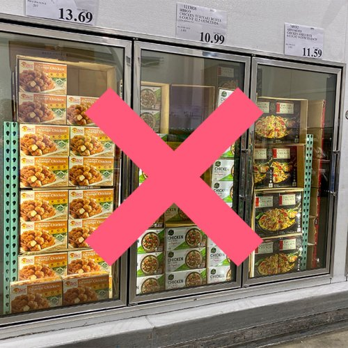 3 Frozen Food Items You Should NEVER Buy From Costco, According To Health Experts