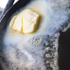 Discover cooking butter
