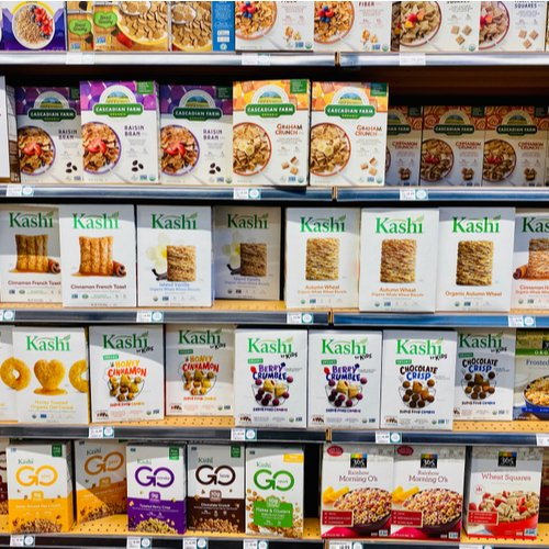 This Is The One Cereal You Should NEVER Buy From Whole Foods, According To Health Experts