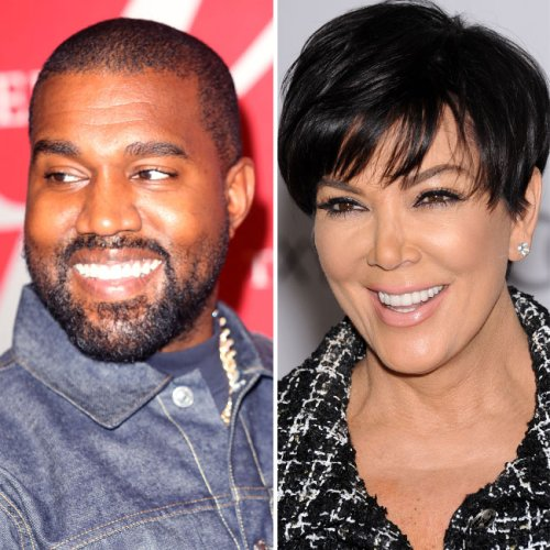 Oh No! You Won't Believe What Kris Jenner Is Saying About Kanye West Now