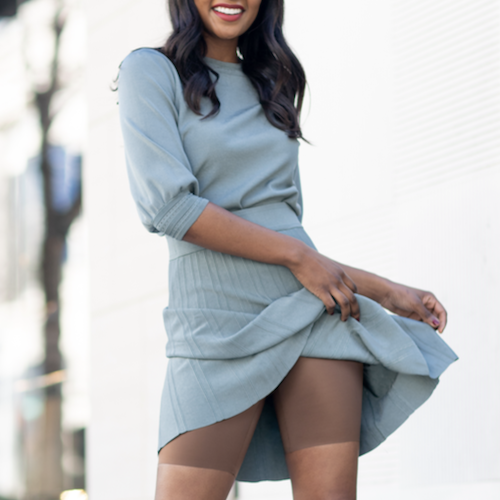 What To Wear Under Your Summer Dresses--Comfy Shorts That Slim Your Waist