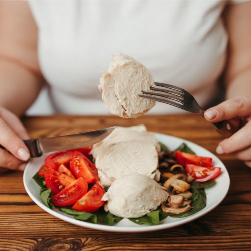The Unexpected Protein Dietitians Say You Should Stop Having Because It Leads To Bloating And Weight Gain