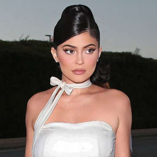Celebrities Are Obsessed With This Backless Dress Trend--Kylie Jenner's Is Insane!