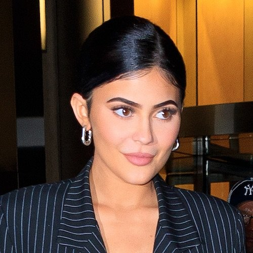 Kylie Jenner's Boobs Are Spilling Out In This Low-Cut Brown Bikini--How Did The Censors Let This Slide?!