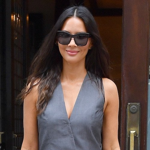 We Never Thought We'd See Wedgie Shorts Like This--Olivia Munn's Are INSANE!