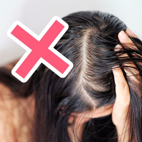 The Worst Mistake You Can Make If You Have Thinning Hair, According To A Dermatologist