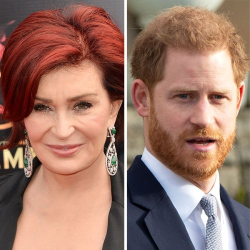 We Can't Believe What Sharon Osbourne Just Said About Prince Harry--Is She Serious??
