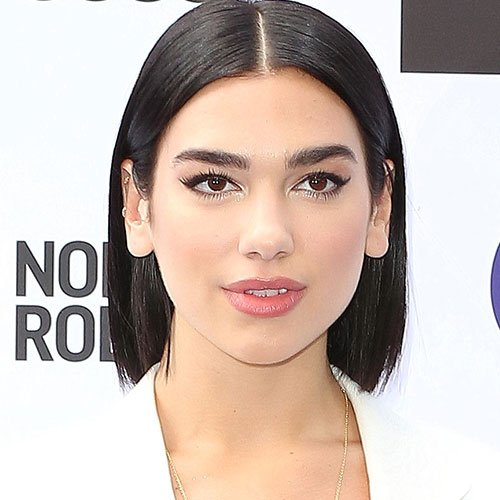 Dua Lipa Is Busting Out Of This Cut-Out Dress On Instagram—Did I Mention It's All Lace?!