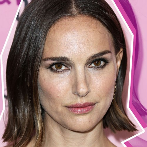 We STILL Can't Get Over The Plunging Black Dress That Natalie Portman Wore On The Red Carpet