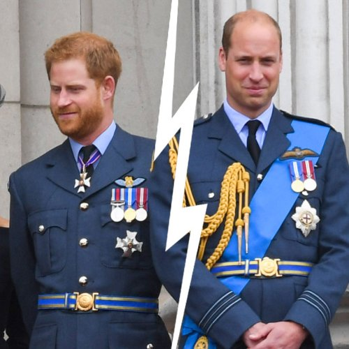 This Huge Secret About Prince William Prince Harry Just Got Out–This Does NOT Look Good!