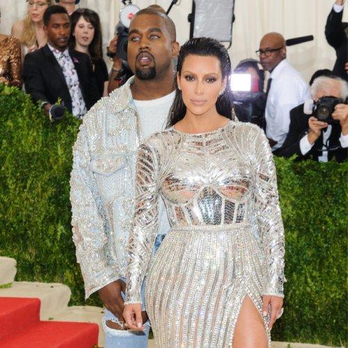 Kanye West Just Did The Shadiest Thing To Kim Kardashian On Social Media--Yikes!