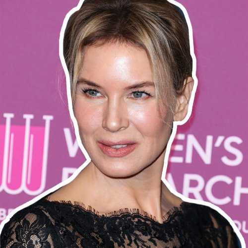 Renee Zellweger Really Put It ALL On Display In This Sexy Pink Dress On The Red Carpet–All We Can Say Is WOW!