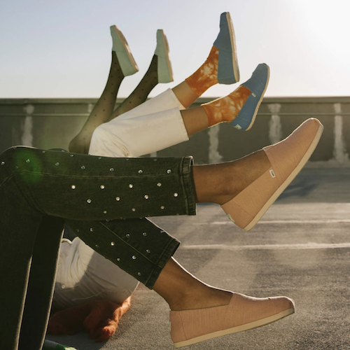 The Ideal Summer Shoe: Get $20 Off Your TOMS