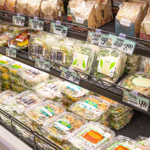 The Scary Reason You Should Never Be Buying Premade Salads, According To Health Experts