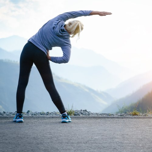 Spring In Your Step: The Exercise Guide For Warmer Months - cover