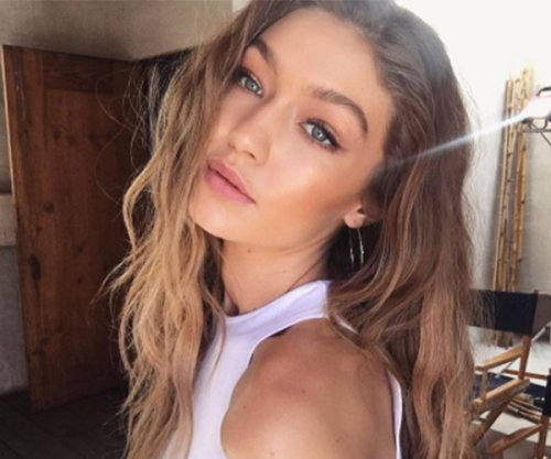 Gigi Hadid Really Bared It All In This Sheer Matching Set--Zayn Can't Get Enough!