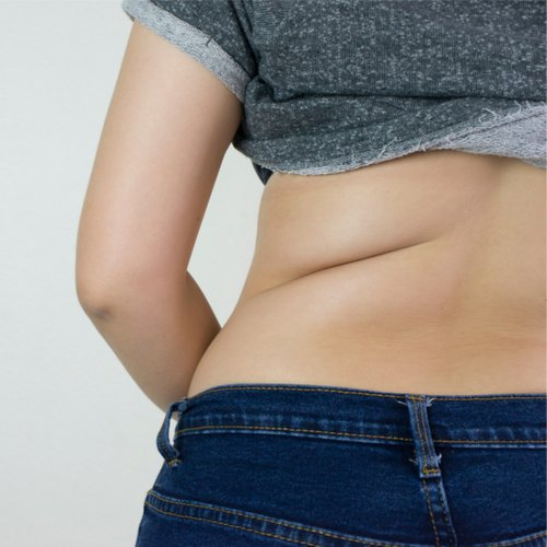 Dietitians Agree: This Is The Best Way To Get Rid Of Stomach Back Fat