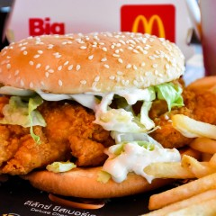 Discover chicken sandwiches