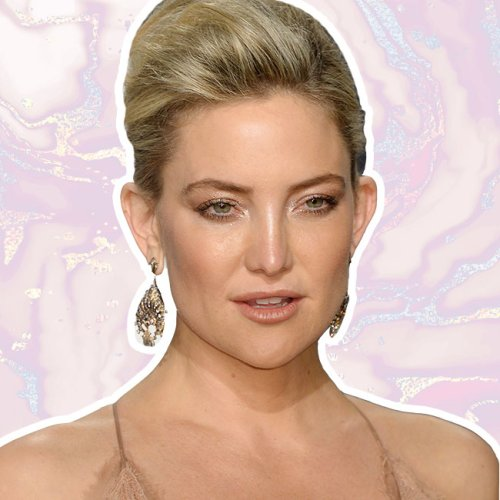 Your Jaw Is Going To Drop When You See The 'Bare' Bikini Top Kate Hudson Just Wore--She Looks Naked!