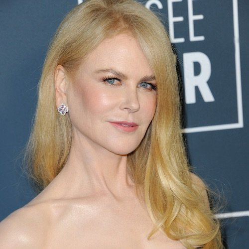 You Might Want To Brace Yourself Before Seeing The Dress Nicole Kidman Just Wore--It's Completely Sheer!