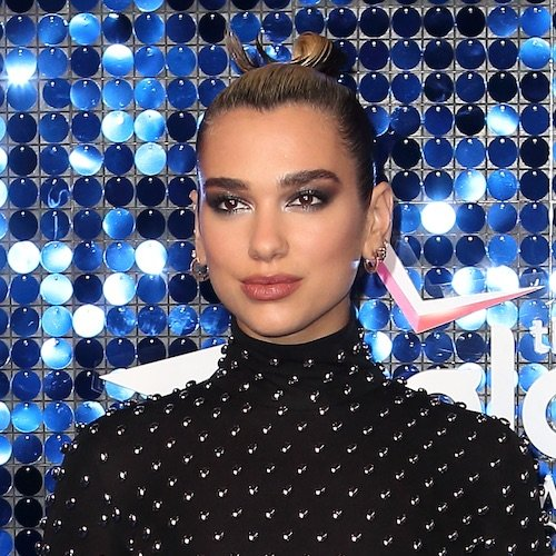 We Still Can't Get Over This Dress Dua Lipa Wore To Elton John's Oscars Party–It Shows EVERYTHING!