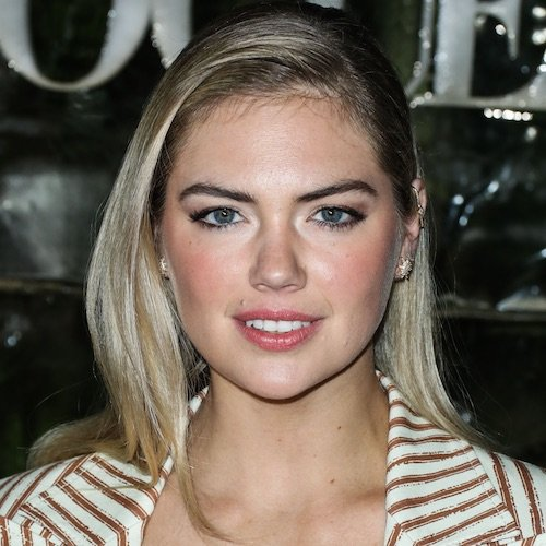 Kate Upton Almost Flashed The Camera In This Tiny Mini Dress For 'Harper's Bazaar'--We're Speechless!