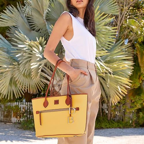 Here's How To Get A Dooney Bourke Bag For Up To 60% Off