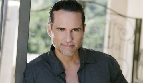 On His Beloved Wife's Birthday, General Hospital's Maurice Benard Shares an Intimate Photo That 'Really Shows Our Relationship When We Started Going Out' — Plus, Why 'She Doesn't Like Kissing Me' These Days
