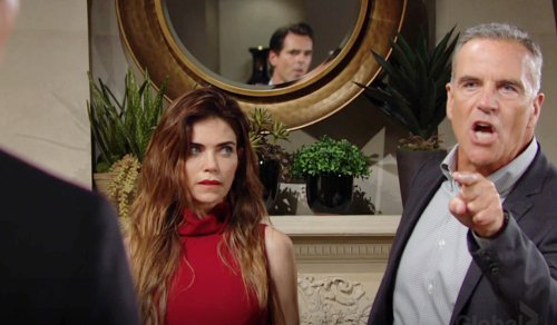 Ashland Shows up at Chance Comm to Confront Billy After a Spectacular Yelling Match at the Ranch