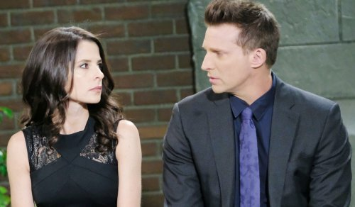 General Hospital's Steve Burton Reacts to Sam's Latest Move: Whoa, 'That's a Little Psycho!'