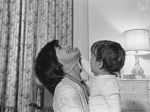 All the Best Photos of Jackie Kennedy With Her Young Kids JFK Jr. & Caroline Kennedy
