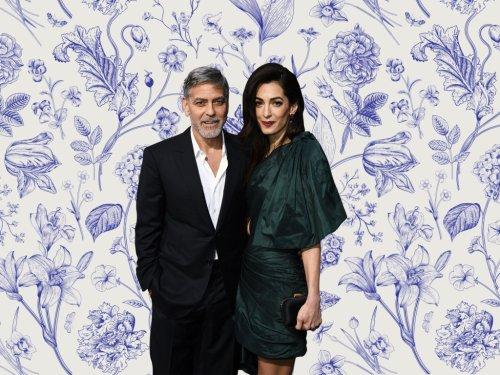 Get to Know 4-Year-Olds Ella & Alexander Clooney