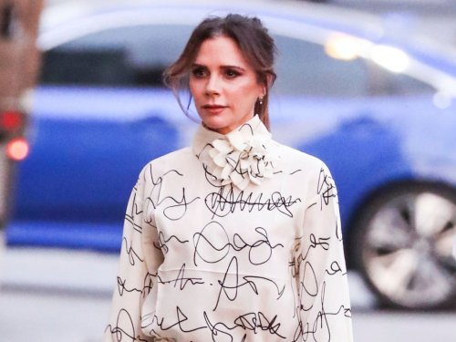 Victoria Beckham Swears By This Cult-Favorite Body Moisturizer & It's Less Than $20 on Amazon