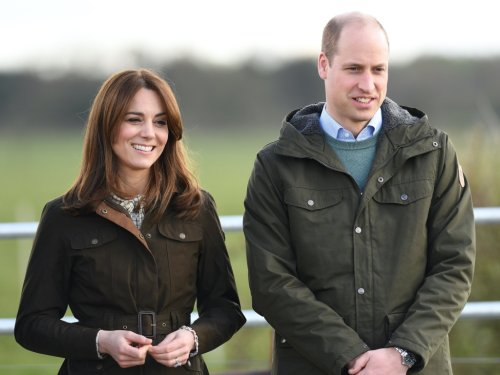Kate Middleton & Prince William's Status as Highly Sought-After Royals Reportedly Has Them Considering a Move