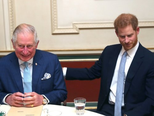 Prince Charles' Father's Day Post Seems to Include a Message For Prince Harry