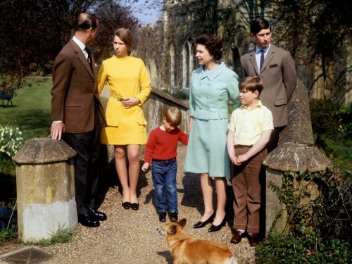 40 Photos of Queen Elizabeth II's 4 Kids, From Royal Tots to Senior Royals