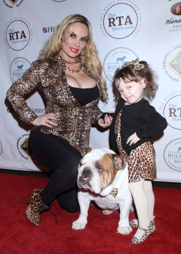 Coco Austin Criticized for 5-Year-Old Daughter Chanel's 'Mini' Nail Tips In School Photo