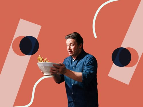 Jamie Oliver's Green Mac And Cheese Is The Tastiest Way to Eat Your Veggies