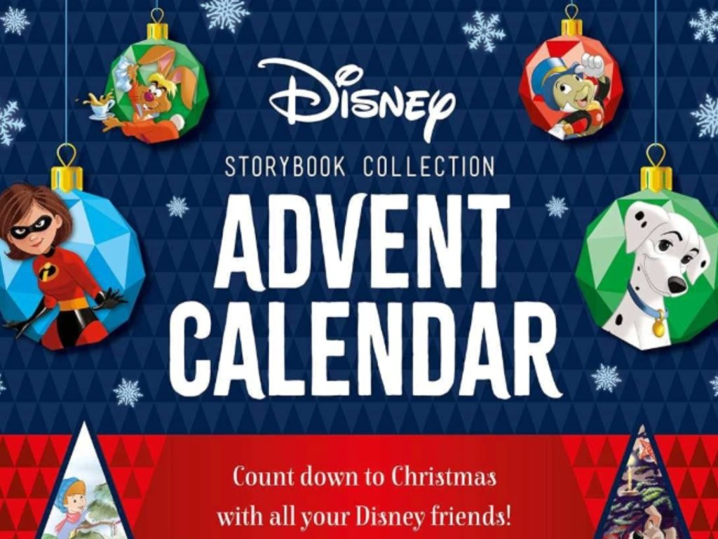 Disney's Best-Selling Advent Calendars Are Available for Pre-Order on Amazon (Yes, Already!)